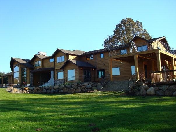 Rural Nw Modern Remodel Custom Home Builders Remodelers